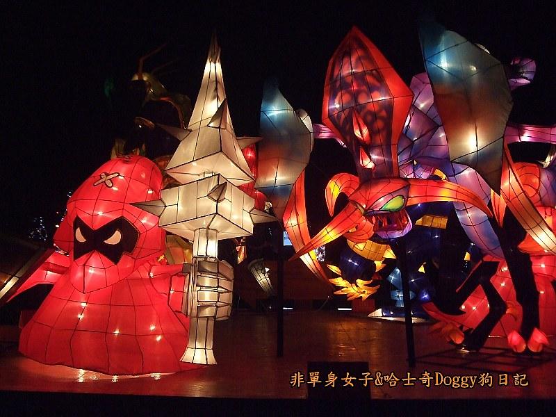 2013台北燈節在花博29