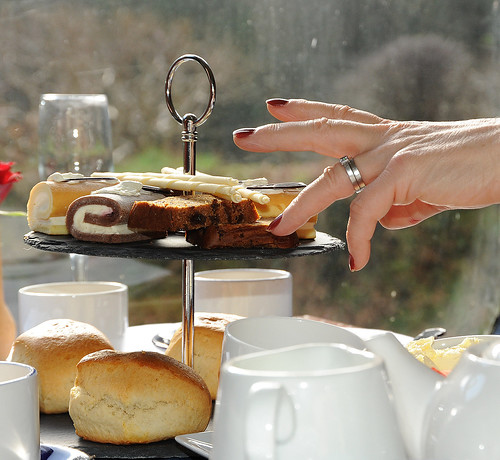 St Valentine's Day High Tea with Prosecco