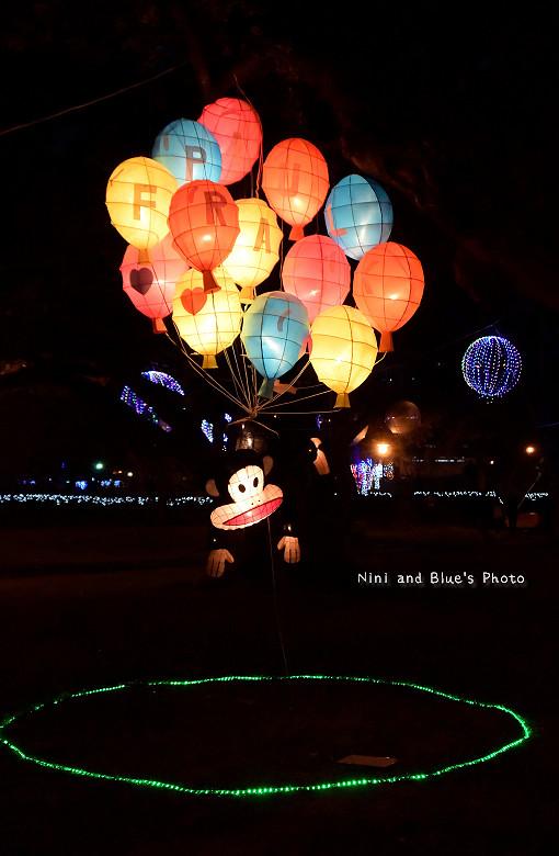 2016台中公園元宵燈會11