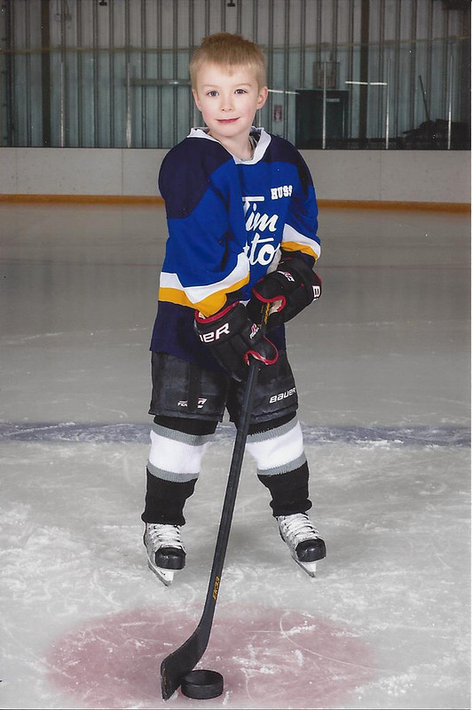 Braden Hockey 2015-2016
