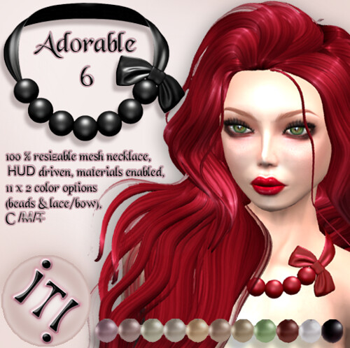 !IT! - Adorable Necklace 6 Image