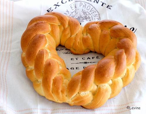 Valentijnsbrood