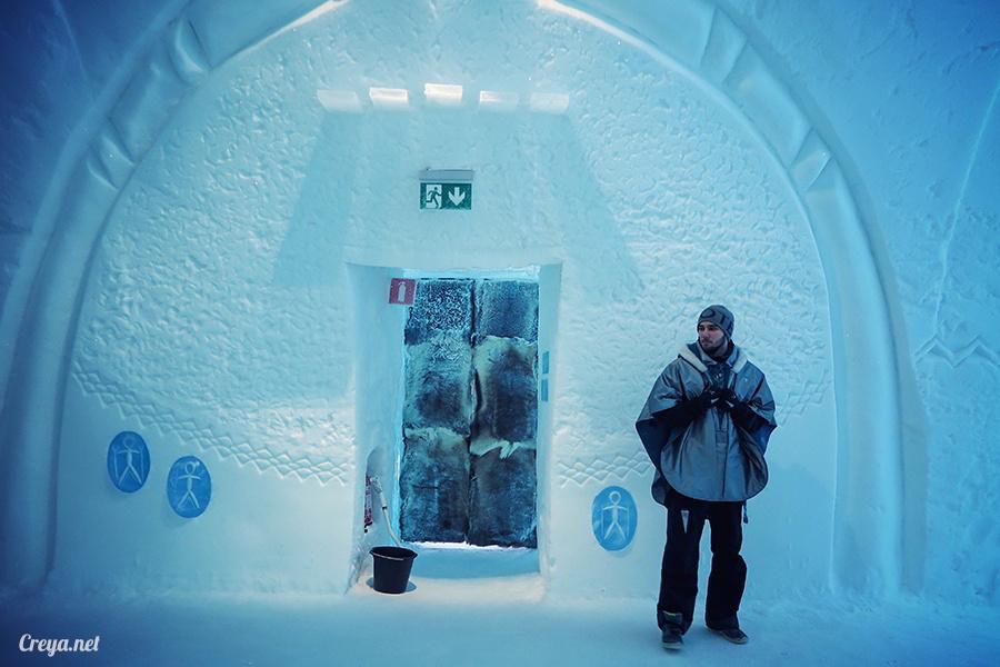 2016.02.25 ▐ 看我歐行腿 ▐ 美到搶著入冰宮,躺在用冰打造的瑞典北極圈 ICE HOTEL 裡 06.jpg