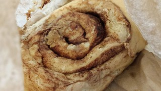 Cinnayum Cinnamon Scroll from Charlie's Raw Squeeze Everton Park