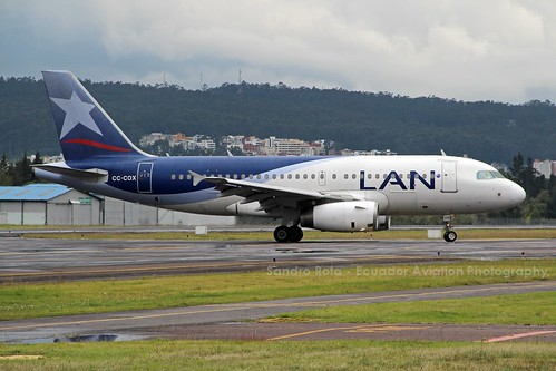 Photo by Sandro Rota - Ecuador Aviation Photography
