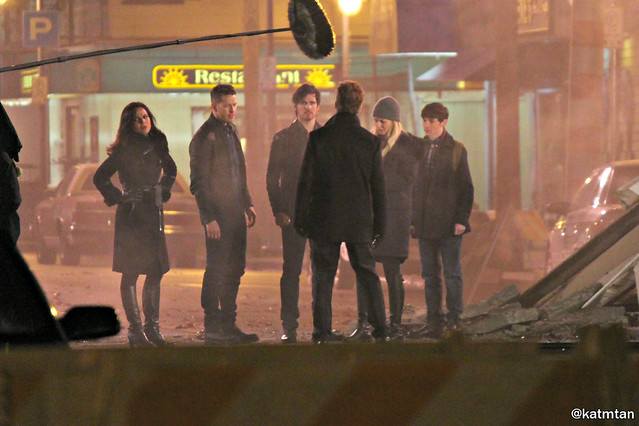 OUAT Filming (February 23, 2016)