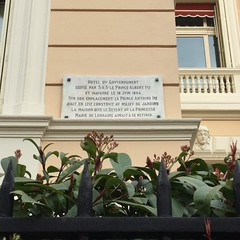 another plaque for a grand government building