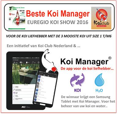 Koi manager
