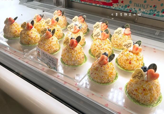 15 新宿高野 TAKANO 東京池袋西武百貨 水果蛋糕 草莓蛋糕