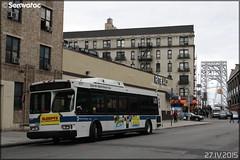 Daimler Orion VII - New York City Bus / MTA (Metropolitan Transportation Authority) n°6377