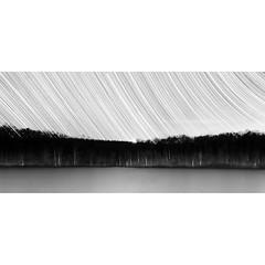 A late night throw back. Star over Sleepy Creek lake in West Virginia.   #startrail #stars #120art #nightsky #nightphotography #astrophotography #universetoday #landscape #landscapelovers