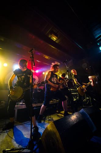 The Roughneck Riot - Beat the Boktor Fest 2014
