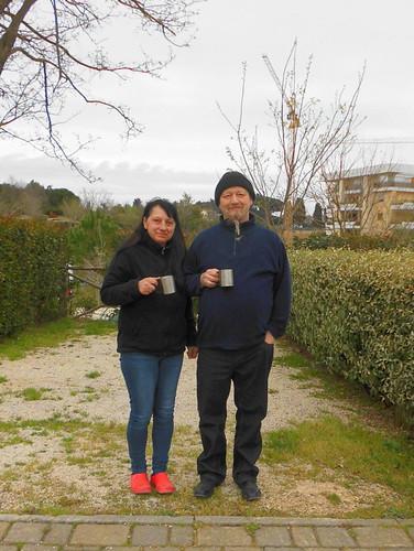 Monika und Karsten