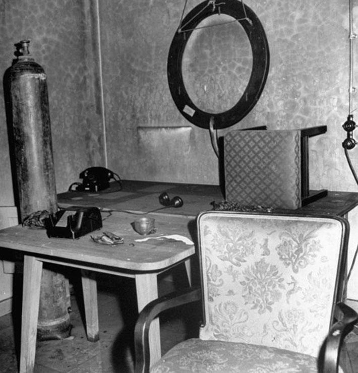 獨裁者之葬身地 希特勒的地下室9