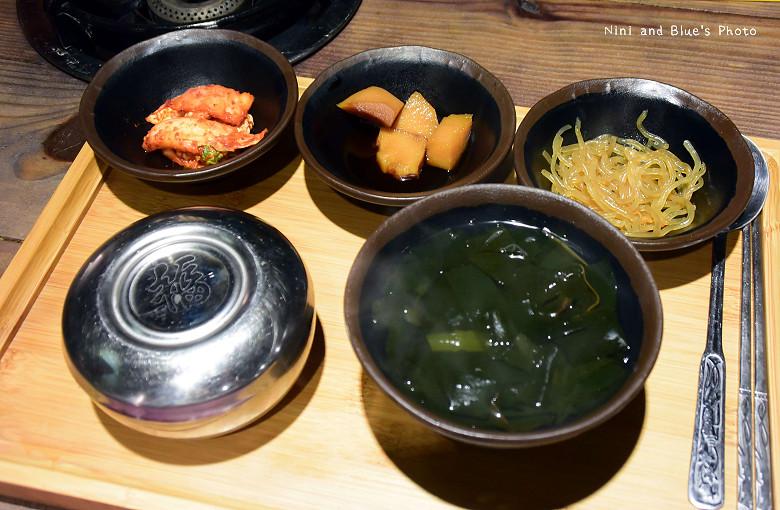 台中韓式料理韓國兄弟09