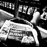 indian BURNED