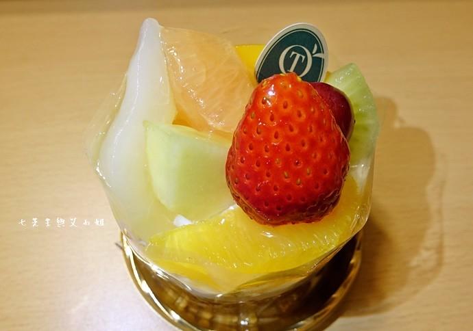 28 新宿高野 TAKANO 東京池袋西武百貨 水果蛋糕 草莓蛋糕