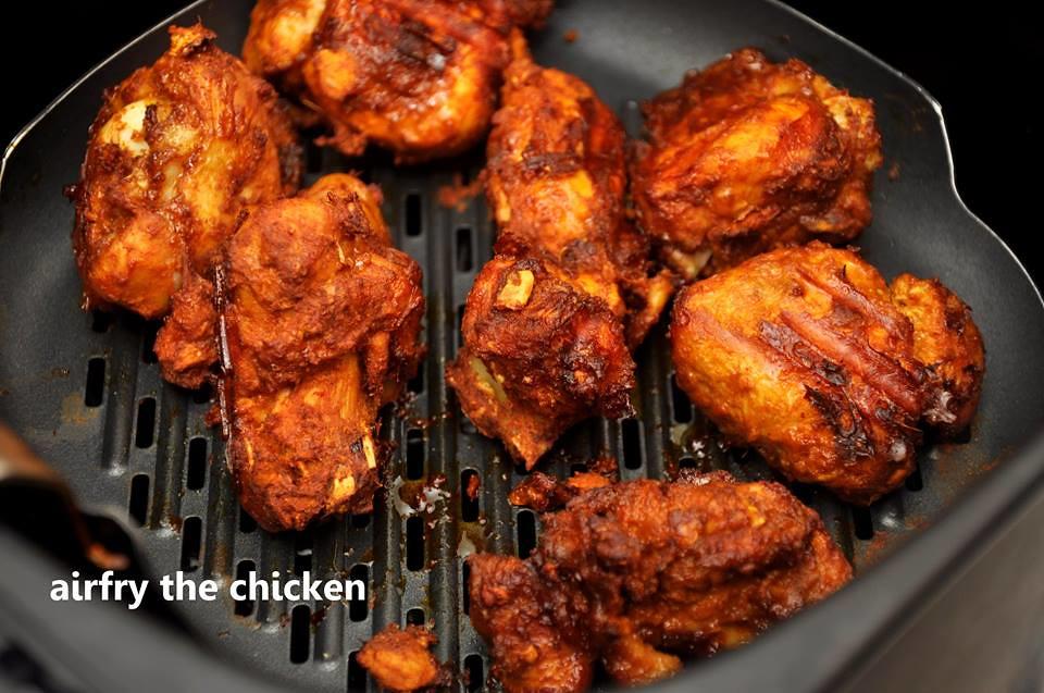 Chicken Varural  with Philips Airfryer 4