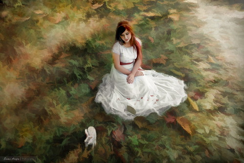 Snow White (Digital Artwork)