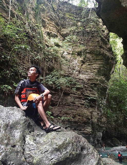 marxtermind Canyoneering in South Cebu