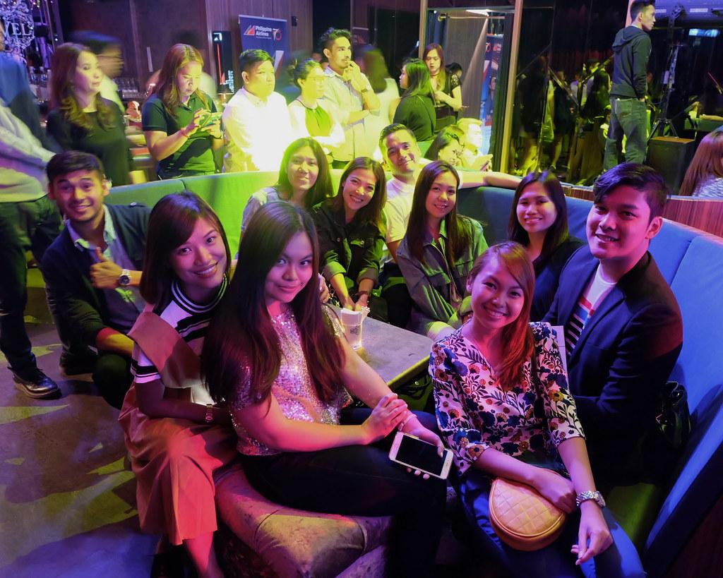 pal bloggers night bamboo