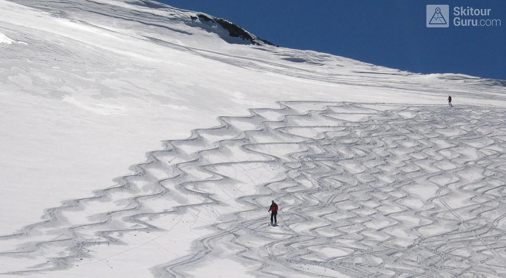 Strahlhorn Walliser Alpen / Alpes valaisannes Schweiz foto 21