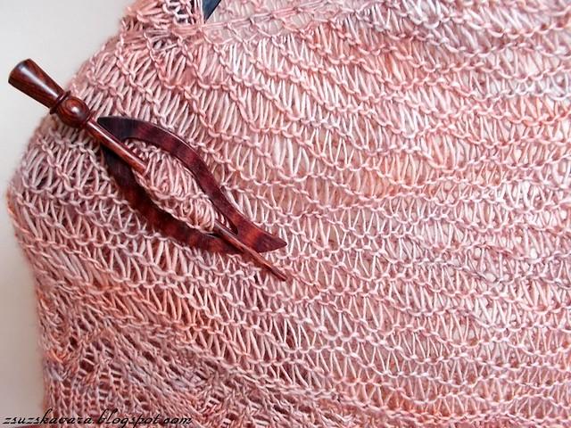 Aase's shawl, knitting, madelinetosh, merino (6)