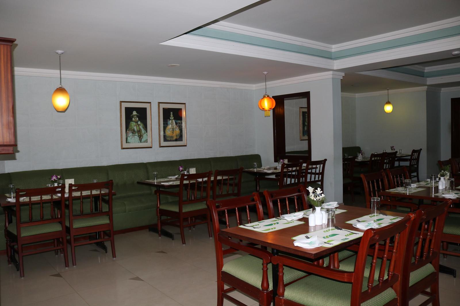 Issac's Residency - Restaurant