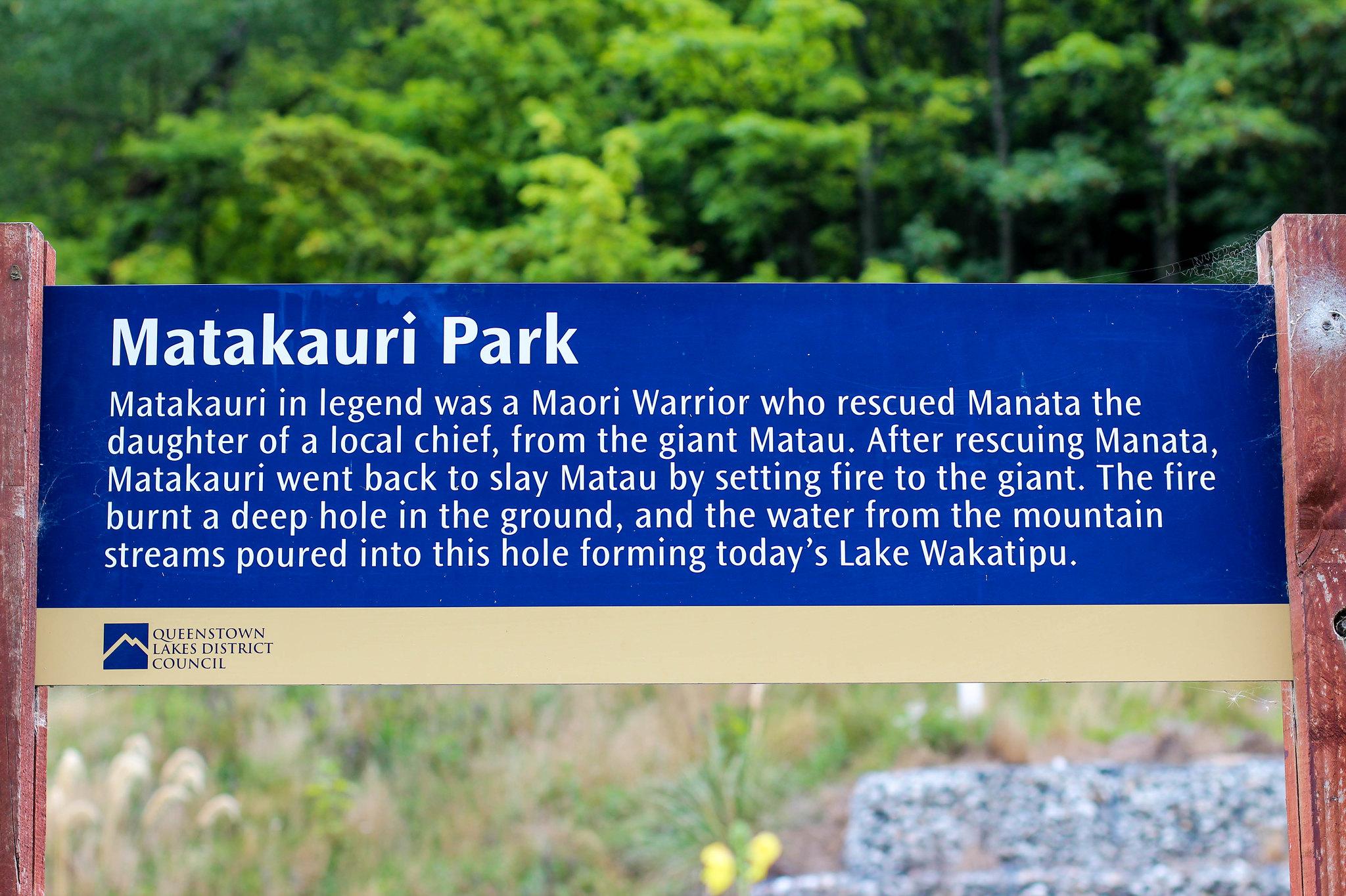 Matakauri Park