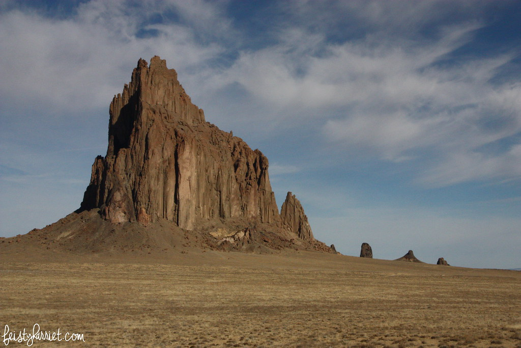 Shiprock Tsé Bit'a'í NM 3_feistyharriet_March 2016