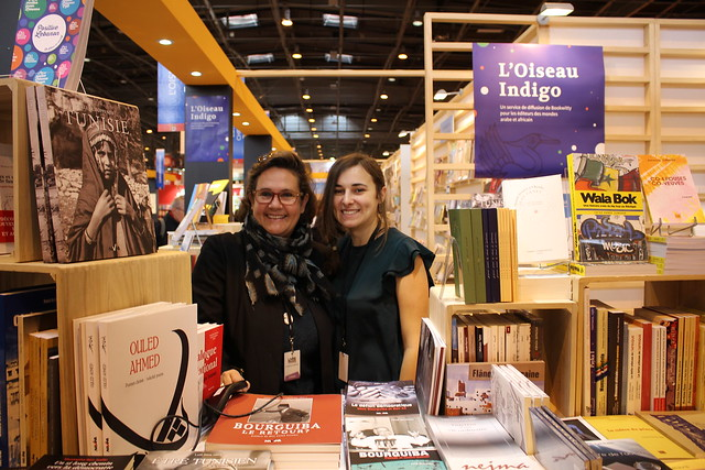 L'Oiseau indigo - Livre Paris 2016