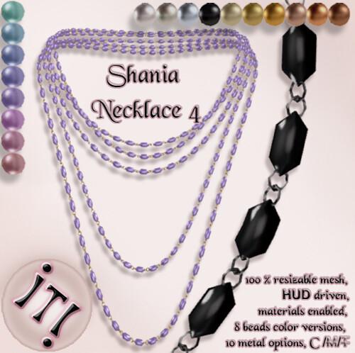 !IT! - Shania Necklace 4 Image