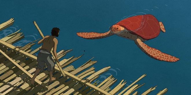Primeiras imagens do novo filme do Studio Ghibli