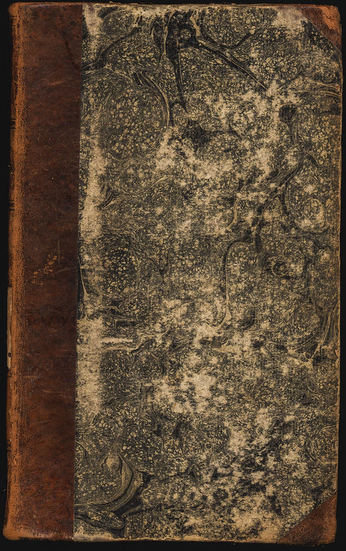 Vintage Book Cover Texture - 13