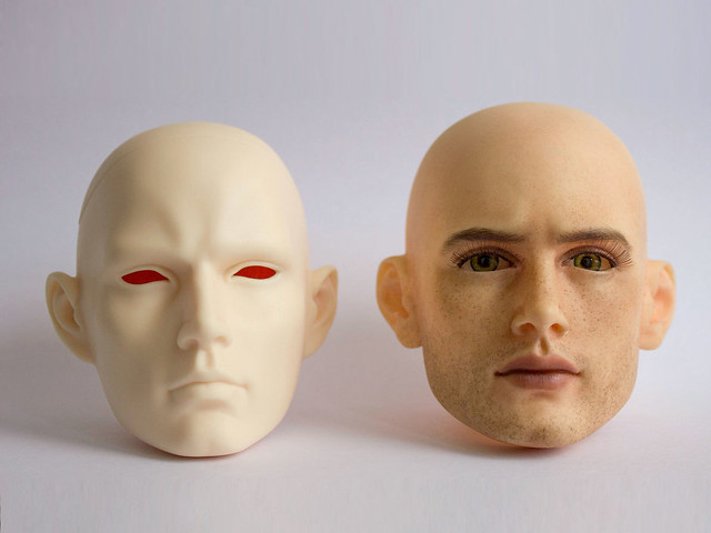 Heads: Nebel IOS80 and  Modoll Jensen Ackles