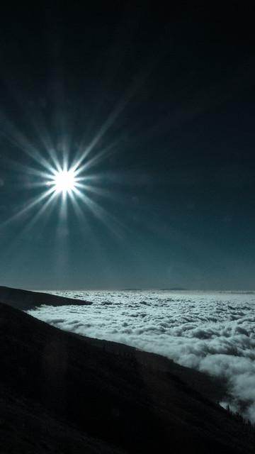 Parque Nacional del Teide. Costa de medianías.