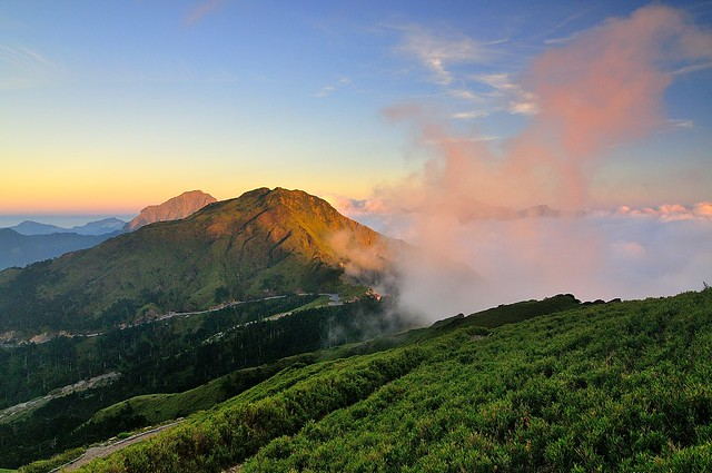 合歡山 Mt Hehuan