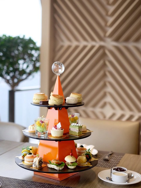 The Grand Afternoon Tea, 自助山