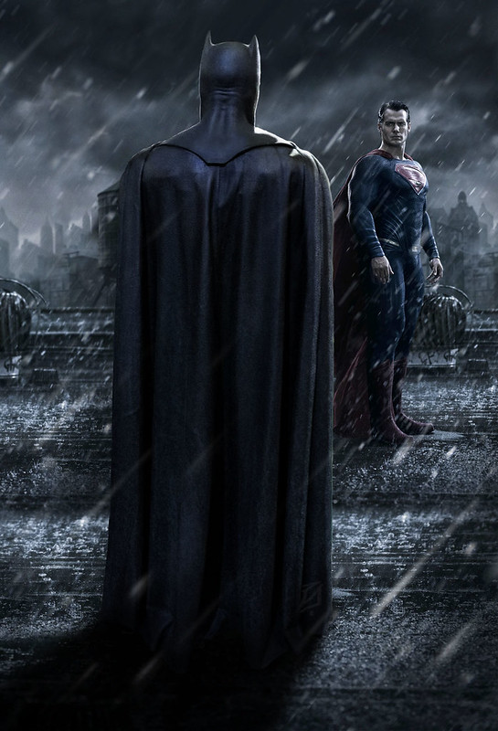 Batman v Superman - Dawn of Justice - Poster 13