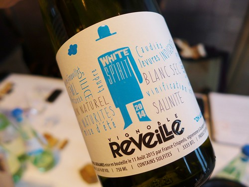 Vignoble Reveille White Spirit