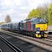 37884 and 375612 at Newington, 30th April 2016