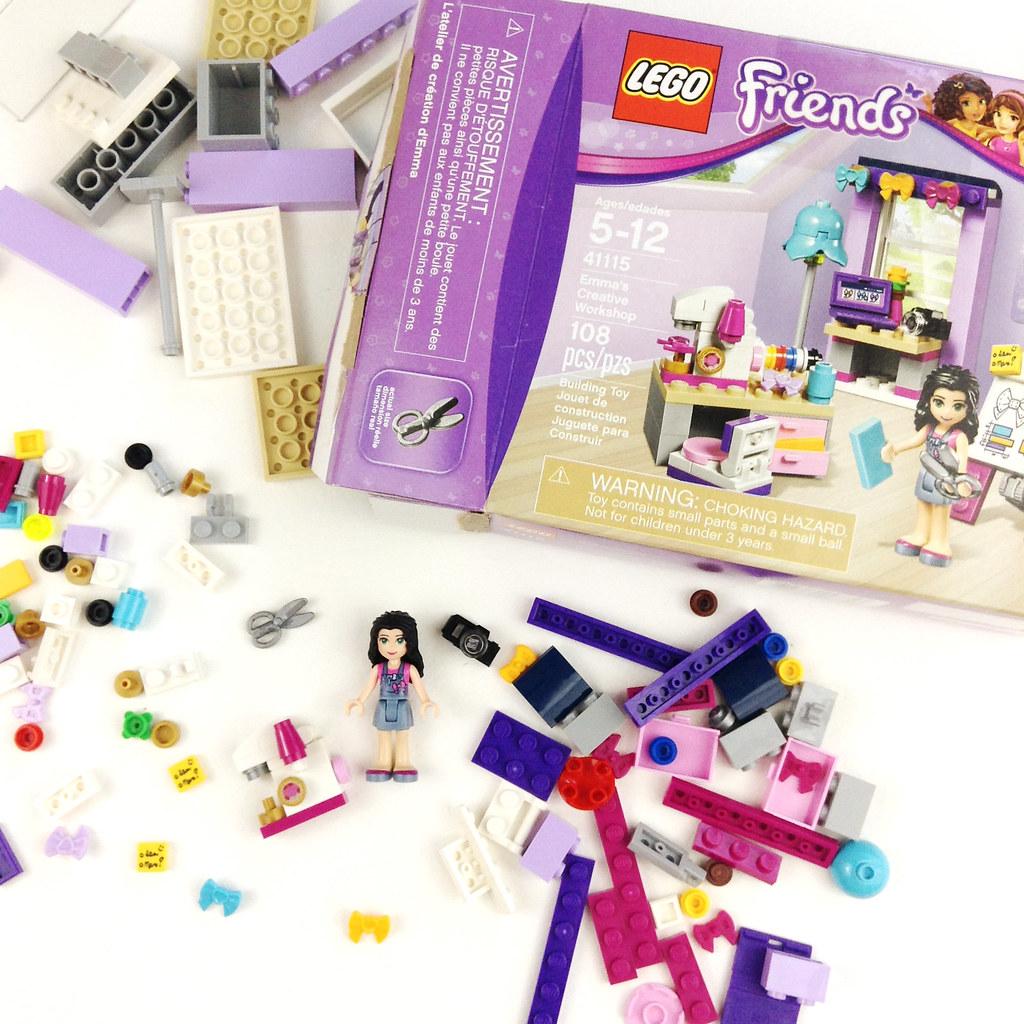 LegoBlogger