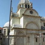 2007 08 Croazia - 2007 08 Croazia - Sibenik - Cattedrale di San Giacomo 055