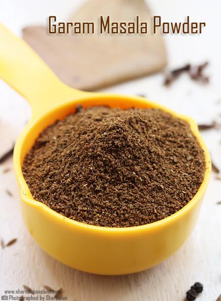 Punjabi Garam Masala Powder