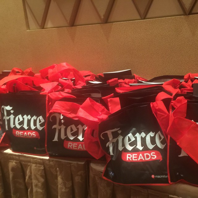 Fierce and Swoon Reads Gift Bag