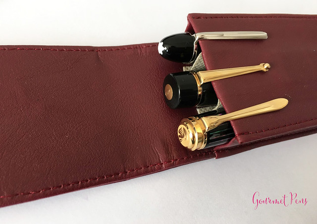 Review Constellations88 Triple Pen Pocket Carrier (5)