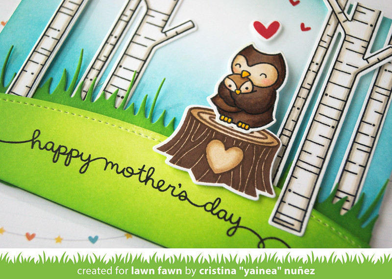 Mother's day - detail