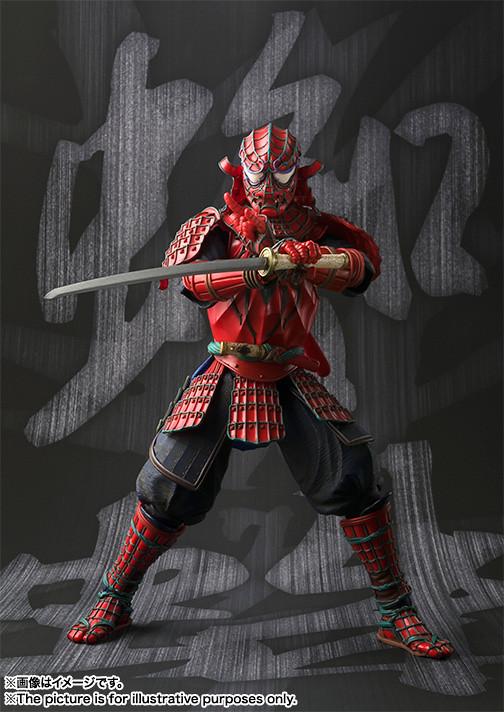 名將 MOVIE REALIZATION【侍Spider-man】超級英雄化身日本武士!!