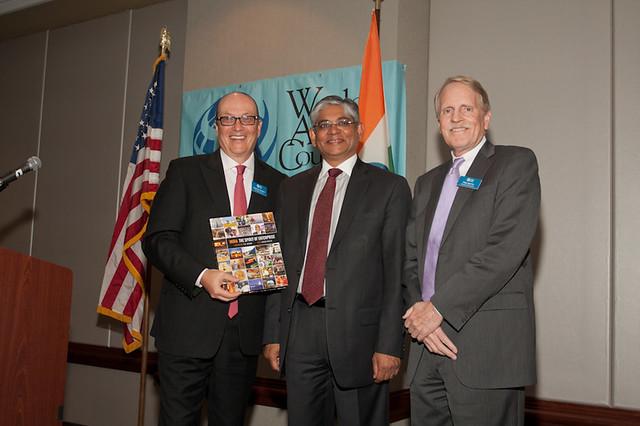 WACC Ambassadors Circle Series with H.E. Arun Singh