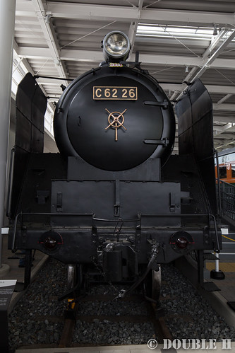 Kyoto Railway Museum (4) C62-2-26